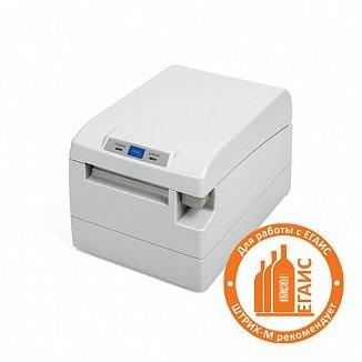 фискальные регистраторы, ккт штрих-м штрих-м / LM125611 / фискальный регистратор ккм штрих-мини-птк (белый)