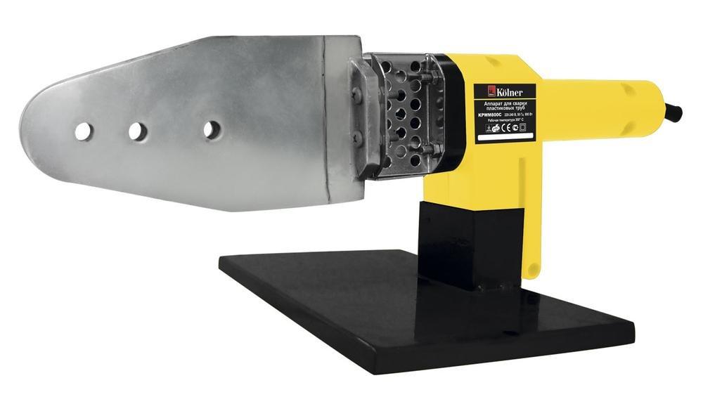 Аппарат для сварки пластиковых труб Kolner KPWM 800C / 800MC