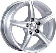 Колесные литые диски SKAD (СКАД) Слалом 6.5x16 5x114.3 ET35 D67.1 Серебристый темный (арт.1530129) - фото 1