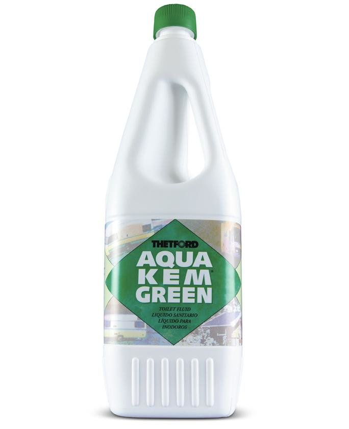 Жидкость Thetford Aqua kem green