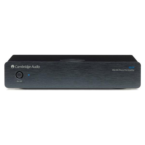 Фонокорректор Cambridge Audio Фонокорректор Azur 551P-B