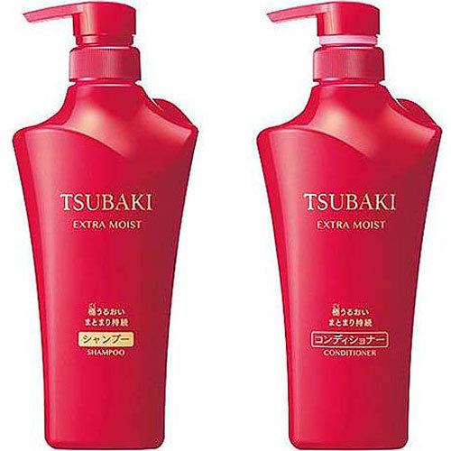 Шампунь shiseido tsubaki extra moist