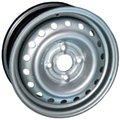 Штампованный диск Magnetto 14000 S AM 5.5x14 4x100 ET43.0 D60.1 Silver - фото 1