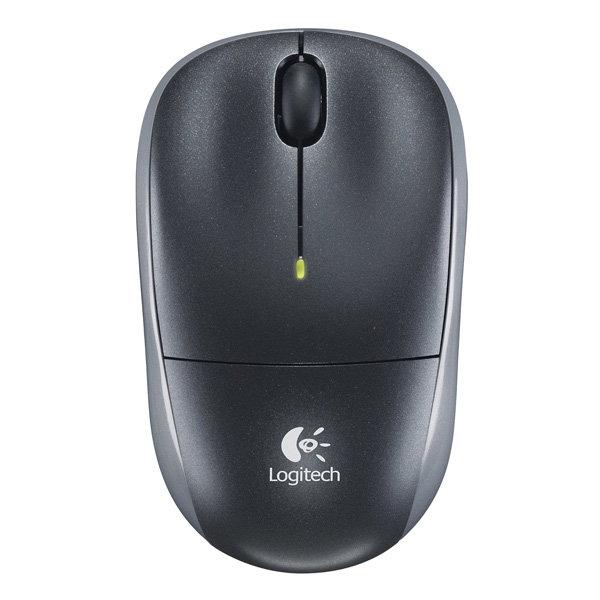 Мышь беспроводная Logitech M217 Black (910-004637)