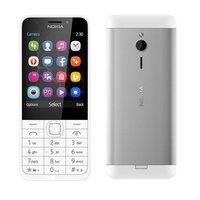 Сотовый телефон Nokia 230 Dual Sim White Silver