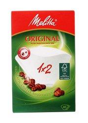Фильтры для кофеварок Melitta (0100001) 1х2/40
