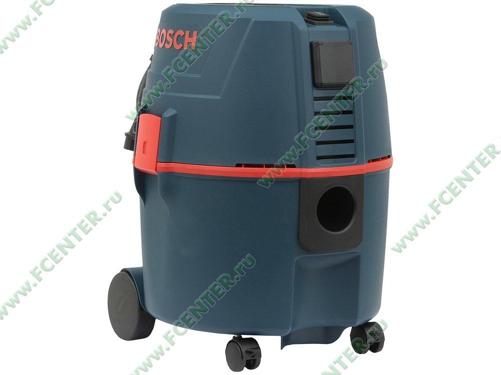 Пылесос Bosch GAS 20 L SFC Professional 060197B000 (1200Вт, 7.5л/15л)
