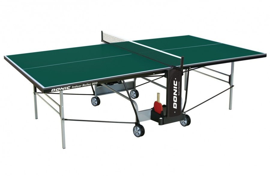 Теннисный стол Donic Indoor Roller 800 - зеленый