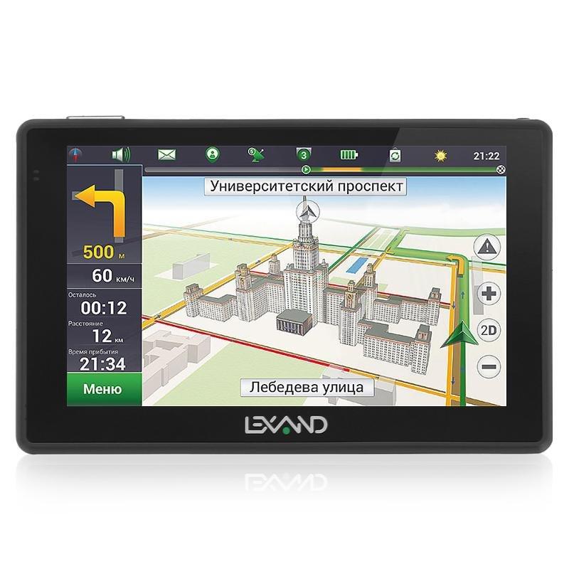 Навигатор Lexand SA5 HD+, Navitel