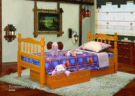 Кровать Кровать №3 «Точёная» (70х200)