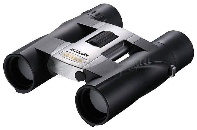 Бинокль Nikon Aculon A30 8x25 silver