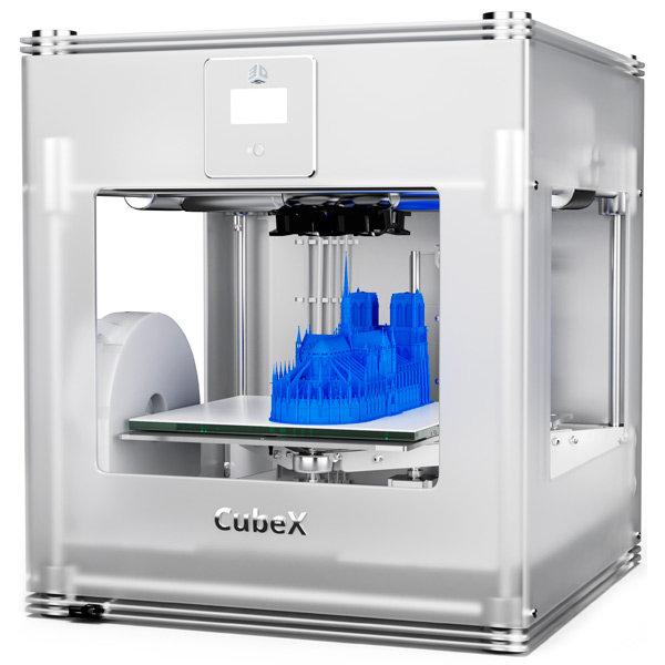 3D-принтер 3D Systems CubeX 401383