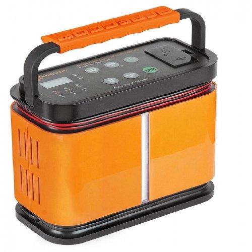 Зарядное цифровое устройство Агрессор AGR/SBC-150 Start (12В, 2/6/10/15 А, быстрый старт)