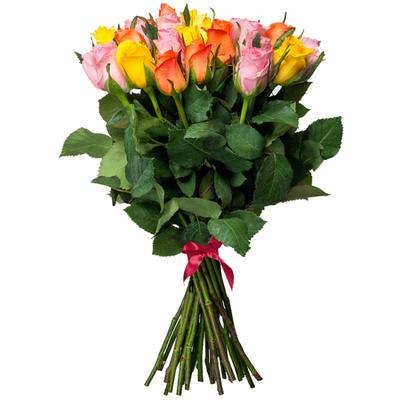 """Букет кенийских роз """"Соцветие"""""""