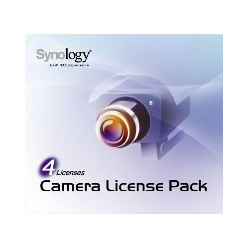 Synology License Pack 4