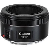 Объектив Canon EF 50 mm F/1.8 STM