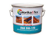 Лак ПФ-170 Colorika&Tex глянцевый 0,8кг