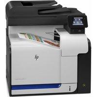 Лазерное МФУ HP LaserJet Pro 500 color MFP M570dn