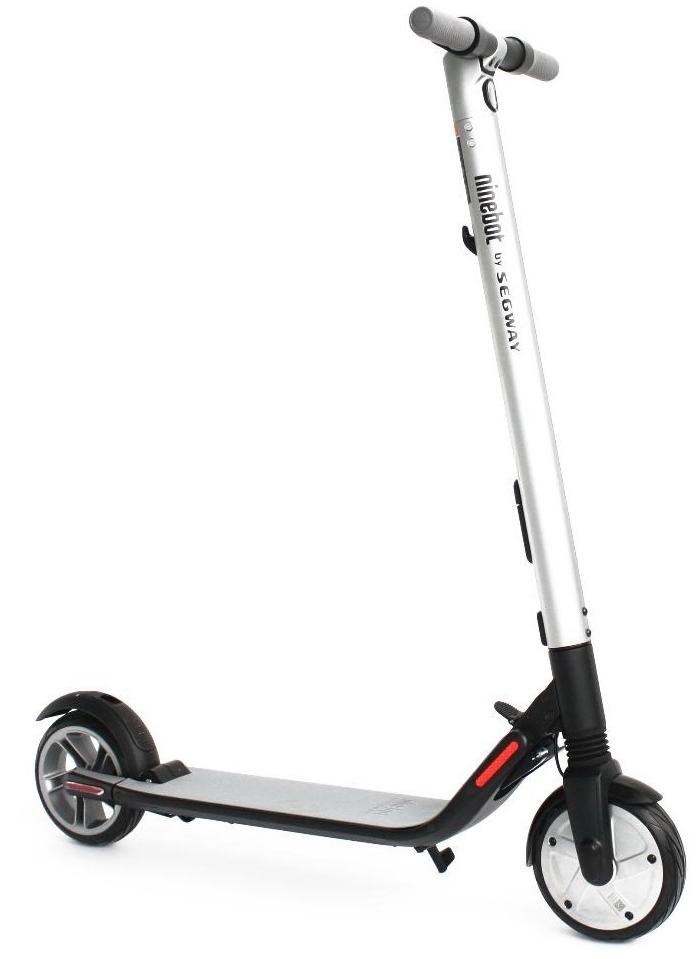 Электросамокат Ninebot by Segway KickScooter ES2 (Silver)