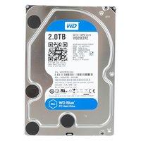 "Жесткий диск WD Blue WD20EZRZ, 2Тб, HDD, SATA III, 3.5"""