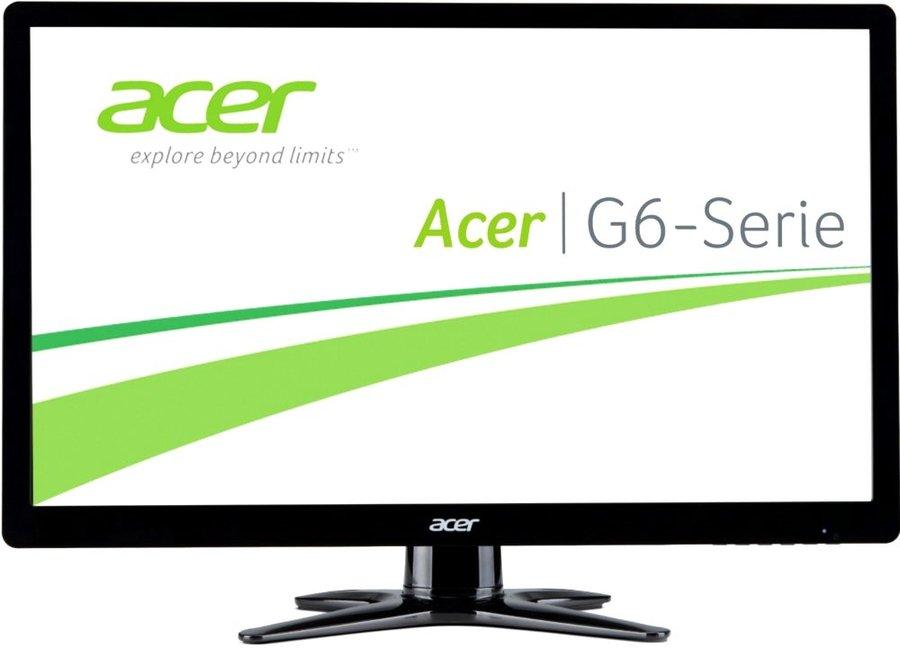 Монитор Acer G246HLBBID (черный)