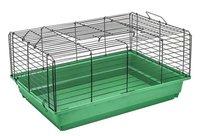 """Клетка для кроликов и морских свинок Дарэлл """"Кролик №1"""", складная, 58х40х30 см"""
