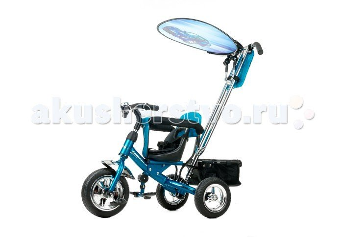 Велосипед трехколесный Liko Baby Lexus LB-772 Голубой