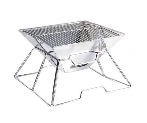 Гриль кемпинговый Charcoal Grill 920, Bd-920, нерж. сталь