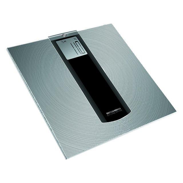 весы напольные redmond rs-740s мет/стекло до 150кг
