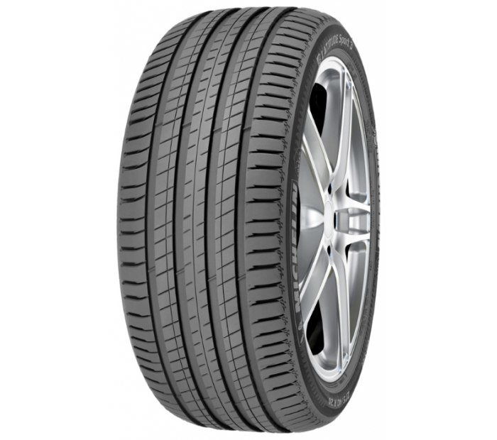 Автошина Michelin Latitude Sport 3 XL 255/55 R18 109Y