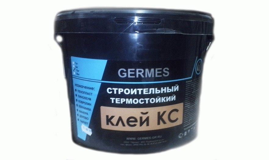 Клей для напольных покрытий Germes, коллекция KS, «Спец-клей»