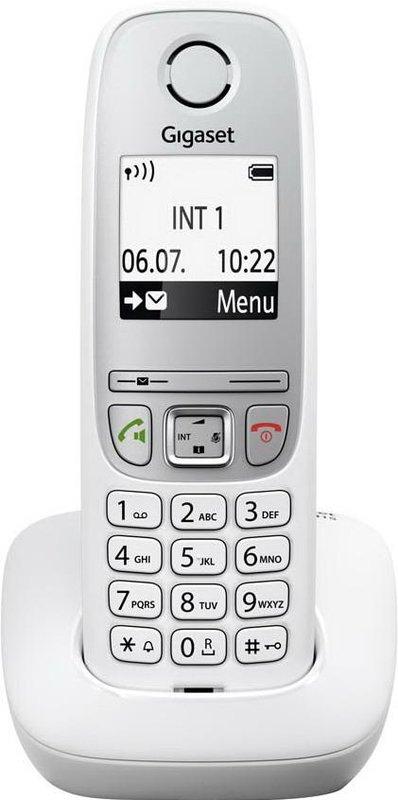 Радиотелефон Gigaset A415 (белый)