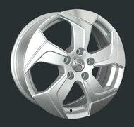 Диски Replay Replica Nissan NS156 6.5x17 5x114,3 ET40 ЦО66.1 цвет SF - фото 1