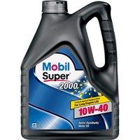 Масло моторное Mobil Super 2000х1 10W-40 4л (018107)