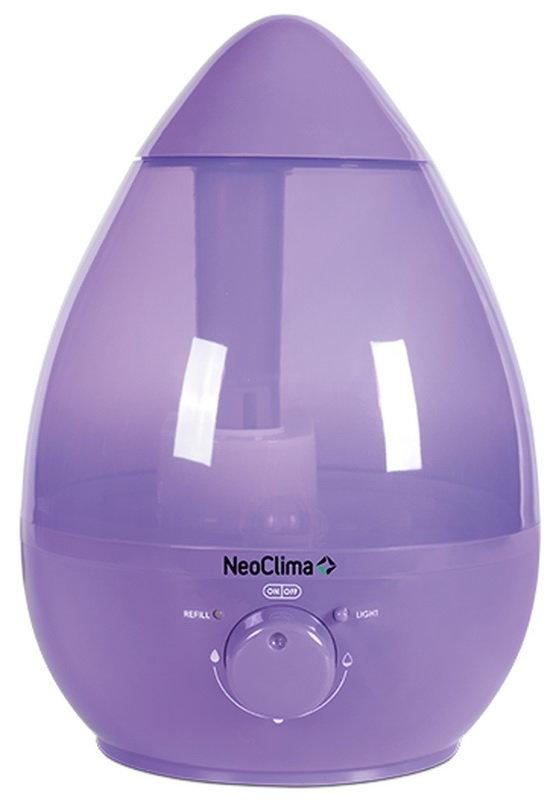 Очистители и увлажнители воздуха NeoClima NHL-220L Фиолетовый