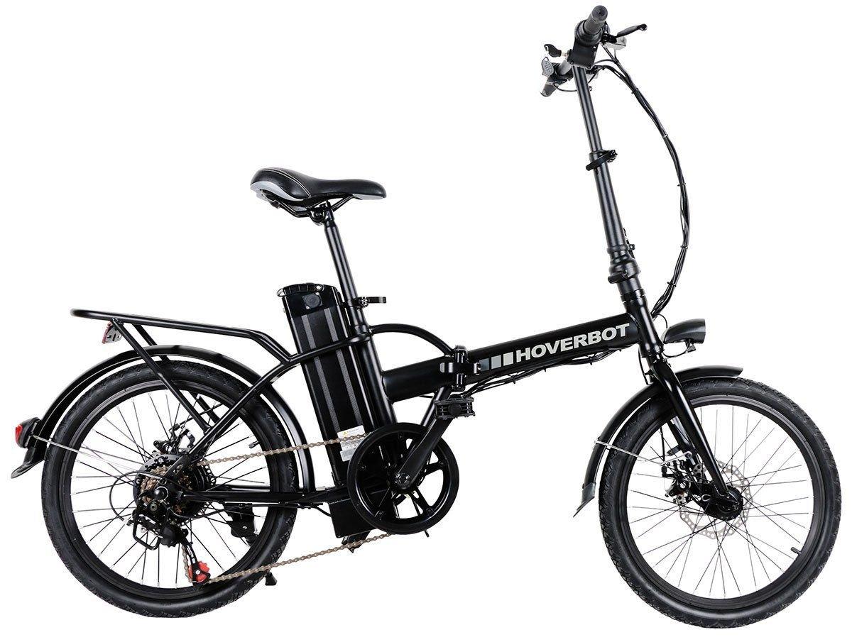 Велосипеды Электровелосипеды Hoverbot CB-17 (2018)