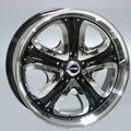 Автомобильные Колесные Диски Racing Wheels Premium Н-382 8,5\r20 5*120 Et45 D74,1 Hs/cw D/p - фото 1