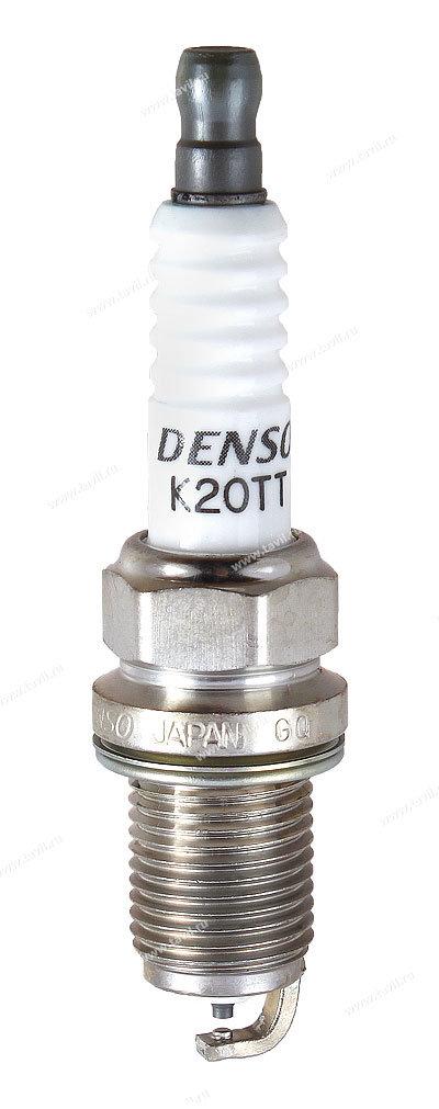 Свечи зажигания DENSO K20TT (4604)