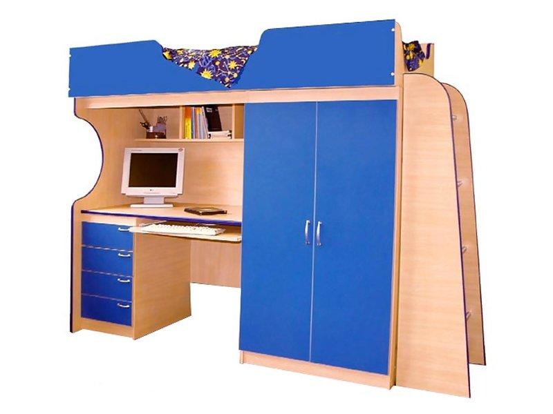 Детская комната фабрики Стиль Люкс-1