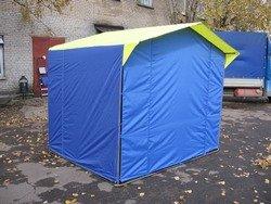 Стенка к палатке 2х2