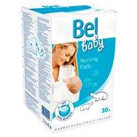 Вкладыши в бюстгальтер для кормящей мамы, Bel Baby Nursing Pads (30 шт.)