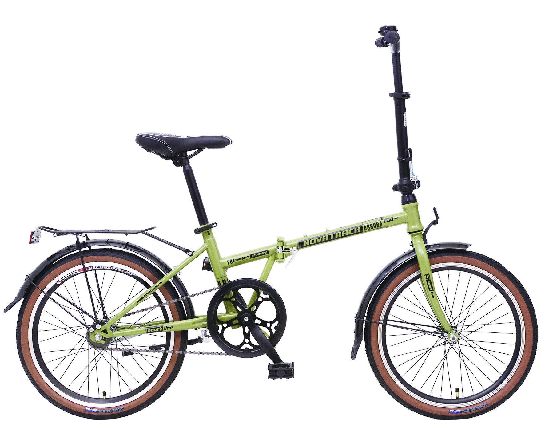 "Велосипед Novatrack AURORA 20"" 2sp (2016)"