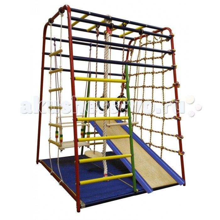 Вертикаль Детский спортивный комплекс Веселый Малыш Next