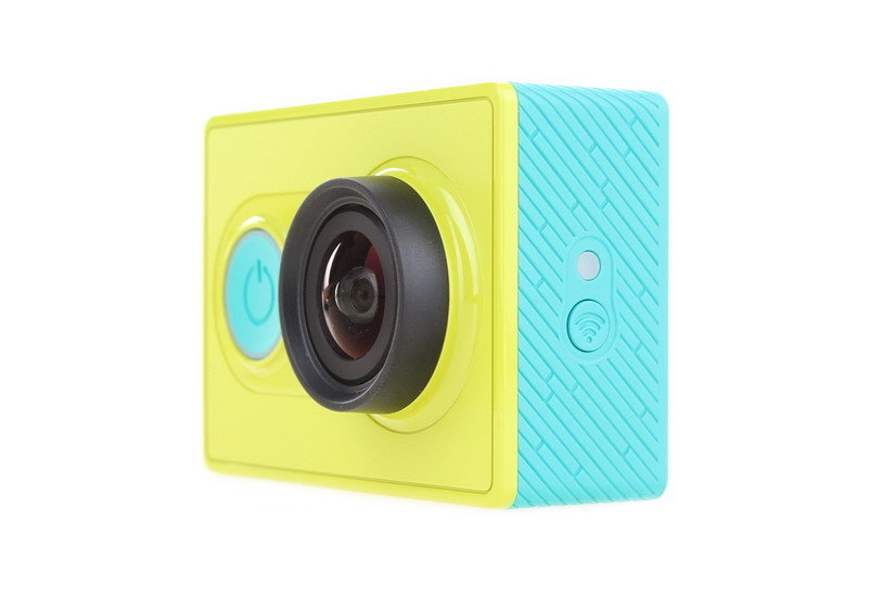 Xiaomi YI Action Camera Travel Edition (экшн камера) (Цвет: White ( белый ))