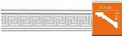 Плинтус потолочный Декомастер 95655 (53*53*2400мм)