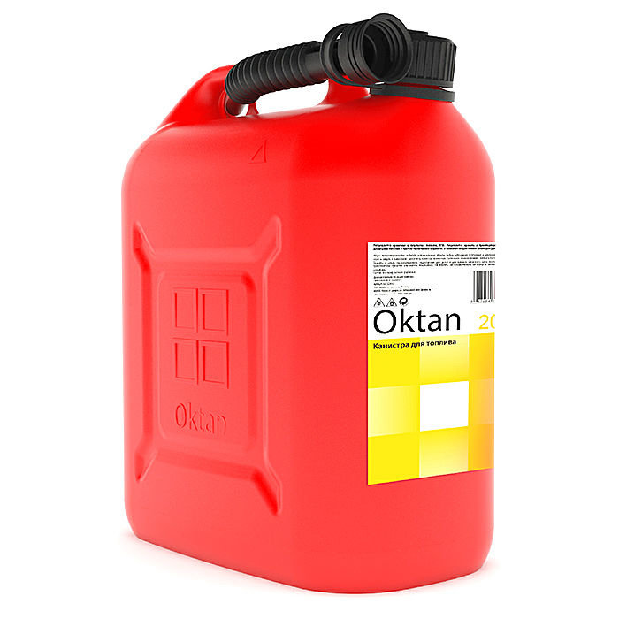 842a8657b Канистра для бензина 20л с заливным устройством CLASSIC