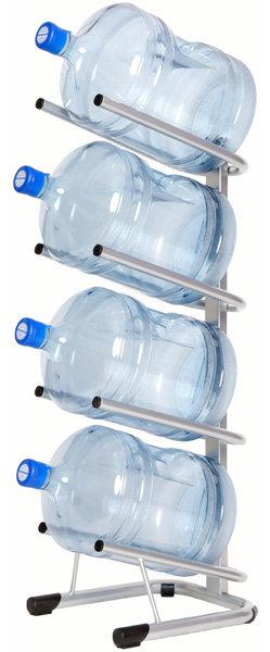 Стойка СТЭЛЛА-4 для 4-х бутылей по 19 л