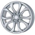 Диски Alutec W10X 8x18 ET40 5x120 d72.6 Polar Silver - фото 1