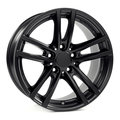 Alutec X10 7,0x17 5/120 ET50 d-72,6 Racing Black (X10-70750W34-5) For OEM Cap - фото 1