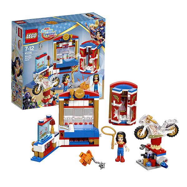 Конструктор Lego Super Hero Girls 41235 Лего Супергёрлз Дом Чудо-женщины